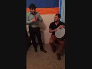 Vardan Harutyunyan was live — with Zohrab Asatryan..mp4