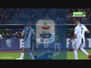 Cristiano Ronaldo Vs Empoli (27/10/2018) HD