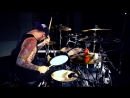 SIGNS OF THE SWARM - COWARDS DEATHBED [OFFICIAL DRUM PLAYTHROUGH] (2017) SW EXCL