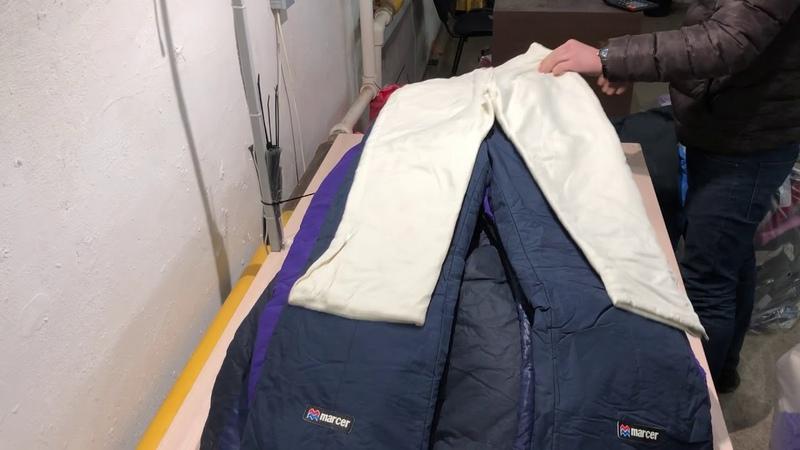 Лыжные штаны (pantaloni neve sit11)