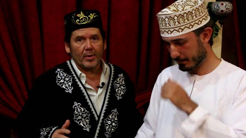 Исмагил Шангареев на ифтаре в ресторане Казань (Шарджа, ОАЭ)