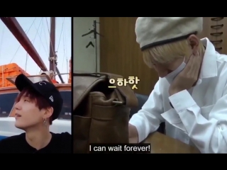yoongi was too shy to say i love you to taehyung but he did anyway and it made taehyung so