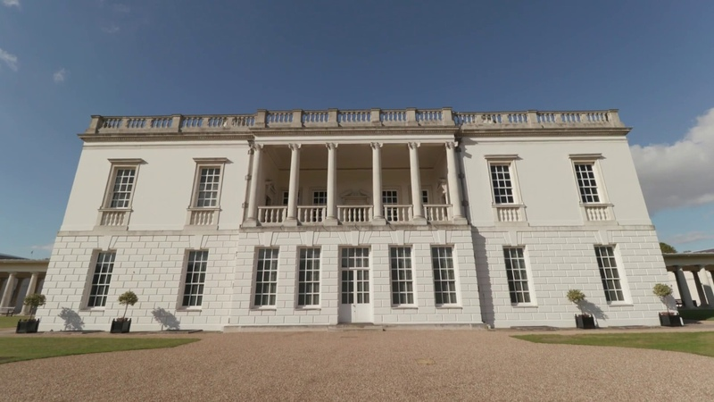 The Queens House Greenwich - a royal House of Delight