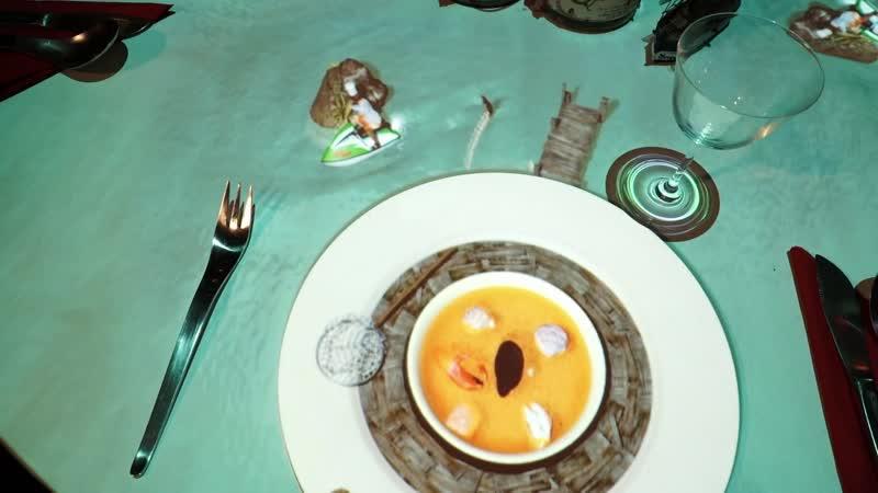 Le Petit Chef - Bouillabaisse