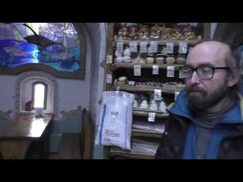 Прогулки по Звенигороду о окрестностям Сюжет 11 Саввино Сторожевский монастырь Кофейня