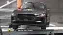 Euro NCAP Crash Test of Jaguar I PACE