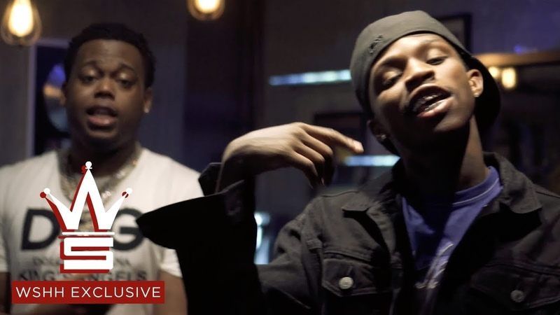 Manny LiTT Feat. Quando Rondo Good Energy (WSHH Exclusive - Official Music Video)