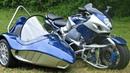 😵 Мотоциклы с Коляской ! Современные vs Классика 😎 !