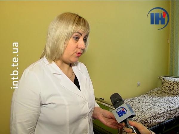 На Тернопільщині через переохолодження четверо людей потрапили у лікарню