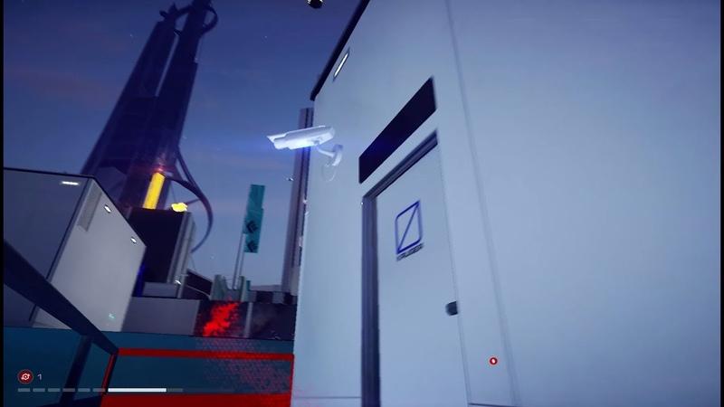 Mirror's EDGE 2 Catalyst Bonus Objectives City
