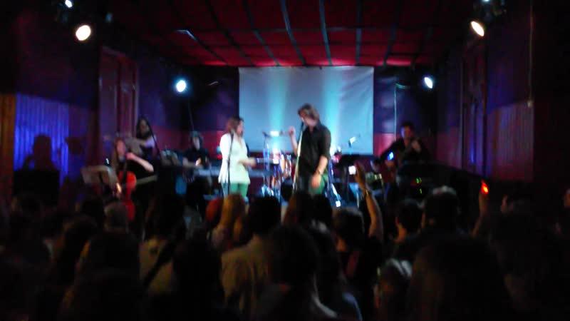 Айрэ и Саруман - Санса (2015-05-30)