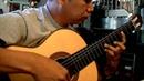 The Prayer - D. Foster (arr. Jose Valdez) Solo Classical Guitar