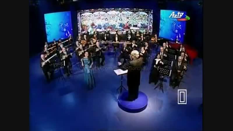 Kamilə Nəbiyeva - Bir xumar baxışla - music- Ramiz Mirişli