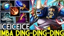 Iceiceice [Ogre Magi] Imba 8X Fireblast Magic Build 7.19 Dota 2