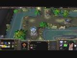 CeMka7721 АРСЕНИЙ НАГИБАЕТ В ELEMENT TD - Warcraft 3