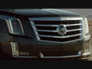 Cadillac Escalade - акция с 01.12.18 до 31.12.2018