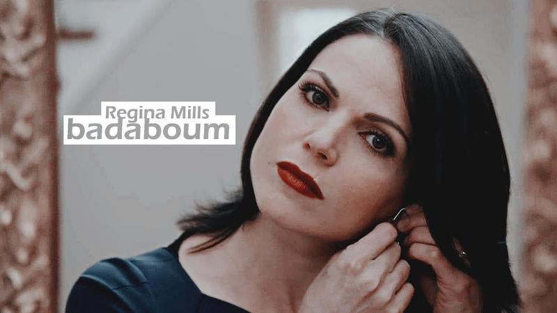 Regina Mills badaboum