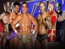 Sin Cara, R Mysterio R Orton VS Alberto del Río Time Prime Players
