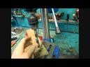 Сверлильный станок Диолд СТ 1351 люфт шпинделя
