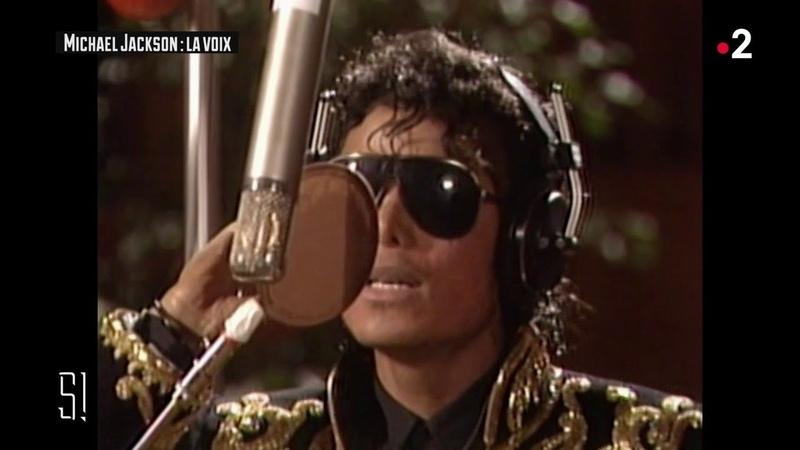 La voix de Michael Jackson - Stupéfiant !