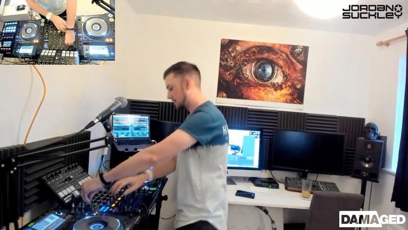 Jordan Suckley- Damaged Radio 96 LIVE