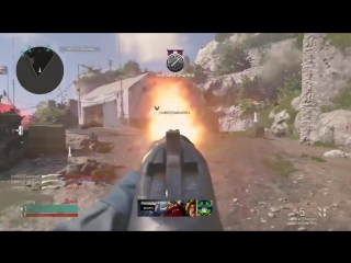 They wouldn't stop coming. COD WWII