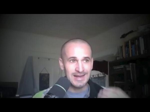 Un Gilet Jaune expatrié à L A nous parle du réseau pédo satanique esclavage MK