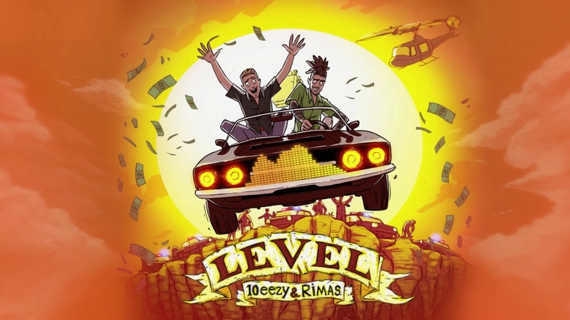 10eezy Rimas - Level (Премьера трека 2018)