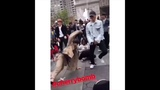 NCT 127 Joins KPOP RANDOM PLAY DANCE in NYC (Washington Square Arch)