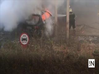 В Иванове подолжают гореть авто