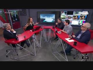 Urgente caganeira ao vivo no canal 40