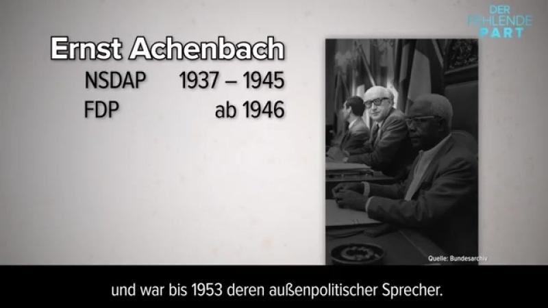 NAZIs im Bundestag_Der fehlende Part