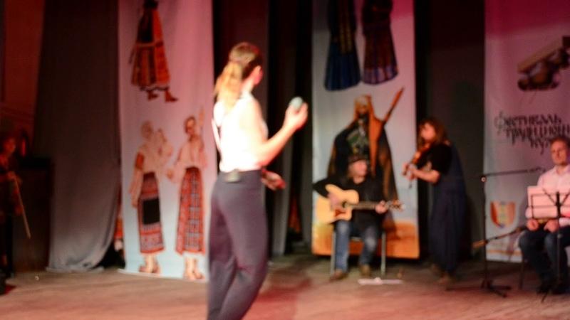 Ансамбль этнической музыки Ашель и Dance up a storm