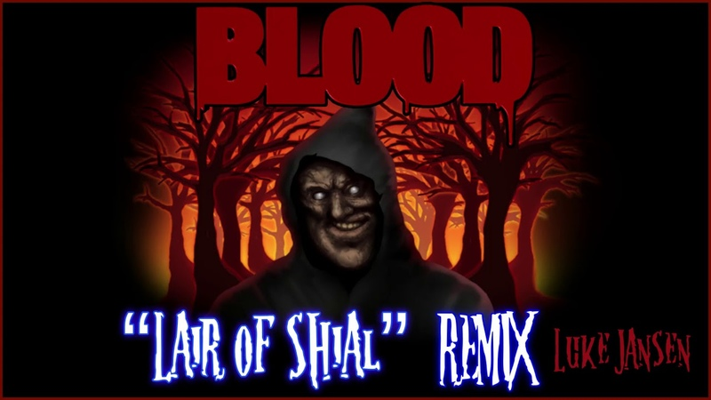 Blood Lair of Shial Remix