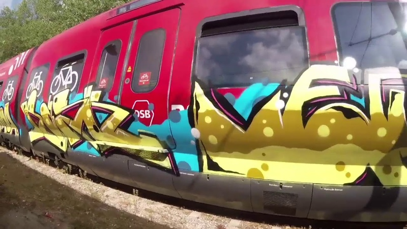 Graffiti - HBR Crew Presents Transit Holiday