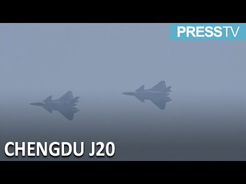 China's stealth fighter steals the show at Airshow China 2018