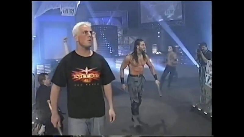 WCW Vampiro vs Crowbar