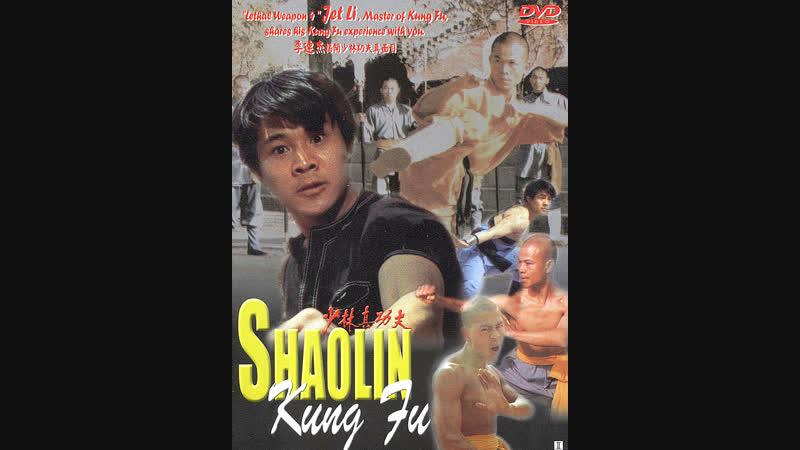 Шаолиньское реальное мастерство / Shaolin Kung Fu 1994 Визгунов VHSRip