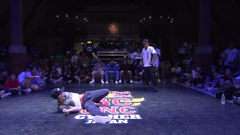 B-Boy Nori vs. B-Boy Shigekix ¦ Red Bull BC One Cypher Japan 2019 Final