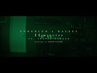 11 minutes. Video. Feb 21st. - ️@yungblud @travisbarker