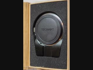 Тест адаптера Techart PRO Leica M – Sony E после ремонта.