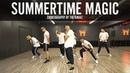 Childish Gambino Summertime Magic Choreography by The Kinjaz | Danceprojectfo
