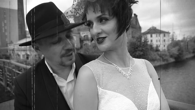 Свадьба в ганстерском стиле
