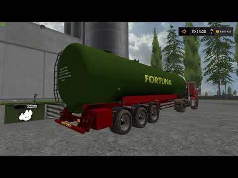 FS 17 Карта North Frisian march 40