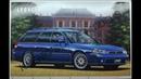 Subaru Legacy Touring Wagon GT B Spec Aoshima 1 24
