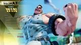 Street Fighter V Arcade Edition (PlayStation 4) Arcade as Abigail (SF V)