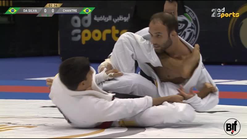 Group B- Carlos Alberto Silva vs Samir Chantre kingofmats2019