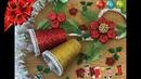 Campanas Navideñas de vasos Flores Navideñas con tapas y botella plástica