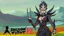 Shadow Fight 2 БОЙ С ТЕНЬЮ 2 ПРОХОЖДЕНИЕ - ОСА БЛИЗКО. НОВАЯ МАГИЯ И ОРУЖИЕ