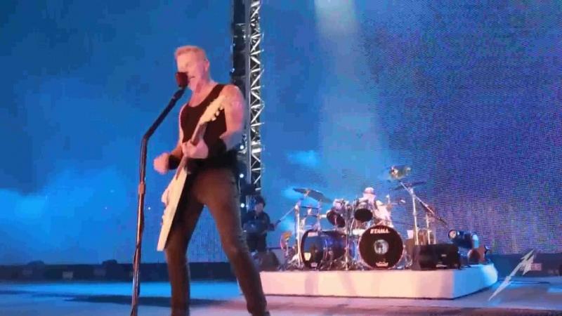 Metallica Blackened (Detroit, MI - July 12, 2017)
